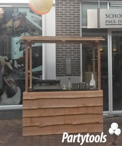poffertjeskar huren in regio Eindhoven