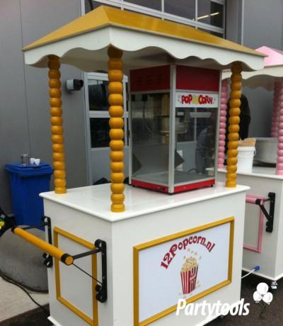 Popcornmachine huren in regio Eindhoven